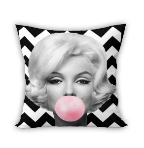 Almofada - Marilyn Monroe Bubble Gum