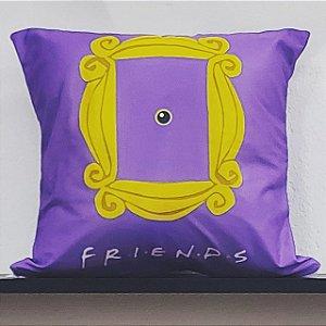 Almofada - Série Friends Quadro Porta