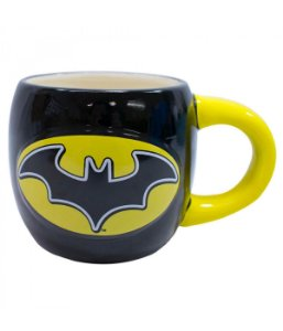 Caneca Grande De Porcelana - Batman 600 ml