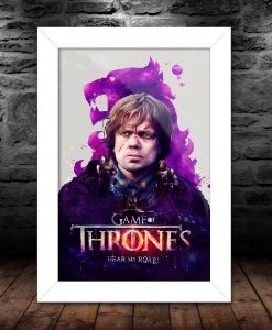 Quadro - Game Of Thrones Hear Me Roar