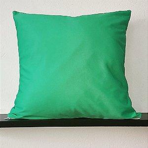 Almofada Lisa - Verde