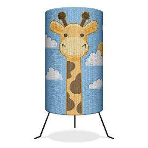 Luminária Girafa Quarto Infantil