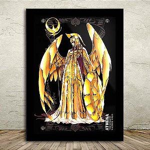 Poster com Moldura - Athena
