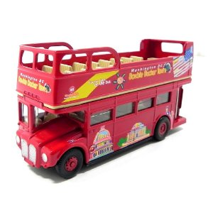 ÔNIBUS AEC ROUTEMASTER WASHINGTON BUS 1/76 OXFORD SP016