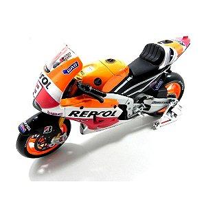 Moto 2014 Honda Repsol Rc213V Marc Marquez Moto Gp 1/10 Maisto 31406