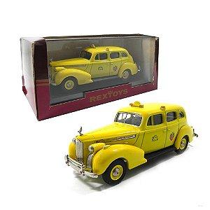 1940 PACKARD SUPER 8 TAXI FORMAL SEDAN SERVICES 1/45 REXTOYS REX66676869