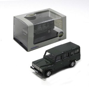 LAND ROVER DEFENDER 1/76 OXFORD OXF76DEF001