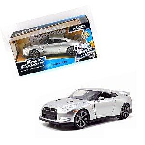 Nissan Skyline Gt-R (R35) Brian O´Conner Velozes E Furiosos 1/24 Jada Toys 97212