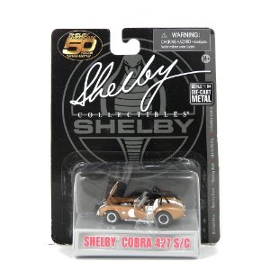 SHELBY COBRA 427 S/C 1/64 SHELBY COLLETIBLES SHELBYC427