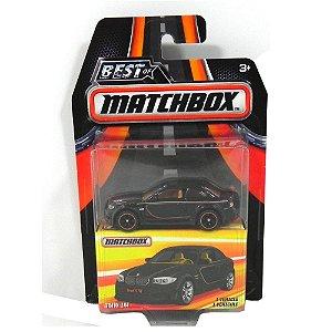 BMW 1M 1/64 BEST OF MATCHBOX MATCHDKC87-2B10