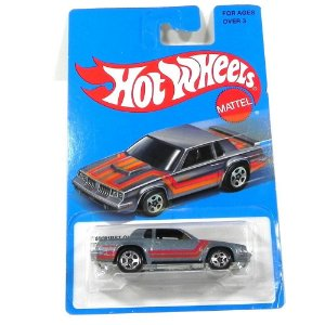 1984 OLDSMOBILE HURST OLDS 1/64 HOT WHEELS HOTDNF23-D910