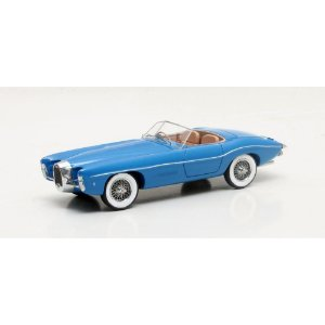 1966 BUGATTI T101C EXNER-GHIA #101506 1/43 MATRIX MX50205-011