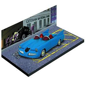 BATMOVEL BATMAN DETECTIVE COMICS 371 1/43 EAGLEMOSS AUTOMOBILIA