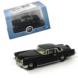 1956 Lincoln Continental Mkii Presidential 1/87 Oxford Oxf87Lc56001