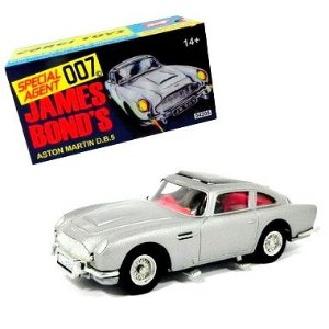 Aston Martin Db5 Special Agent 007 James Bond´S 1/43 Corgi Cc04205