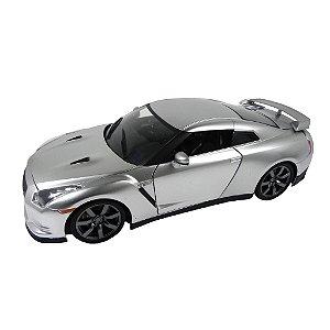 NISSAN SKYLINE GT-R (R35) BRIAN O´CONNER VELOZES E FURIOSOS 1/18 JADA TOYS 97255