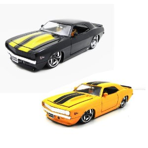 1969 Chevrolet Camaro 1/24 Jada Toys Jad90346