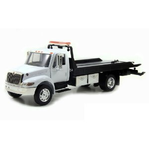 CAMINHÃO INTERNATIONAL DURASTAR 4400 FLAT BED 1/24 JADA TOYS JAD92351