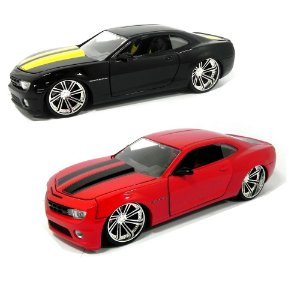 2010 Chevrolet Camaro Ss 1/24 Jada Toys Jad96762 - 2 Cores