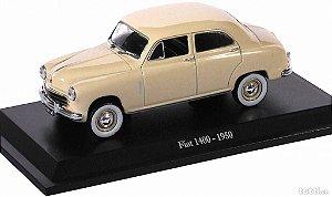 1950 FIAT 1400 1/43 HACHETTE