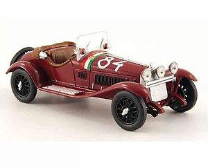 1930 ALFA ROMEO 6C 1750 GS 1/43 1000 MIGLIA HACHETTE