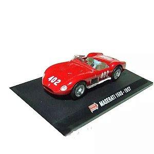1957 Maserati 150S 1/43 1000 Miglia Hachette