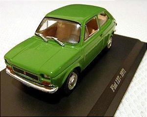 1971 FIAT 127 1/43 HACHETTE