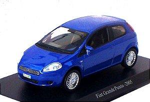 2005 Fiat Grande Punto 1/43 Hachette