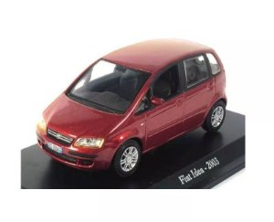 2003 FIAT IDEA 1/43 NOREV HACHETTE