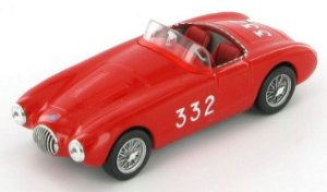 1957 OSCA MT4 1/43 1000 MIGLIA HACHETTE