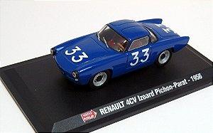 1956 RENAULT 4CV IZOARD PICHON-PARAT 1/43 1000 MIGLIA HACHETTE