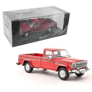 Jeep Willys J10 Pick Up 1/43 Neo Scale Models 184334 Neo44635