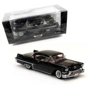 1957 CADILLAC SERIE 62 HARDTOP COUPE 1/43 NEO NEO44076