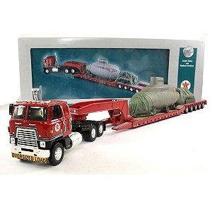 Caminhão International Transtar With King Trailer And Submarine Texas Pipeline 1/50 Corgi Corus51402