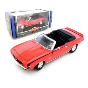 1969 CAMARO CONVERTIBLE 1/24 GREENLIGHT GRE12201-06