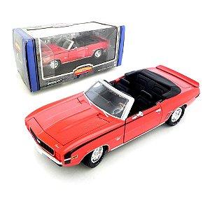 1969 Camaro Convertible 1/24 Greenlight Gre12201-06