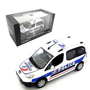PEUGEOT PARTNER POLICE NATIONALE 1/43 NOREV 479829
