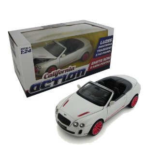 BENTLEY CONTINENTAL 1/24 CALIFORNIA ACTION 68259A