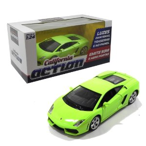 LAMBORGHINI GALLARDO LP560-4 1/24 CALIFORNIA ACTION 68253A