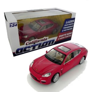 PORSCHE PANAMERA S 1/24 CALIFORNIA ACTION 68245A