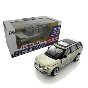 RANGE ROVER 1/24 CALIFORNIA ACTION 68263A