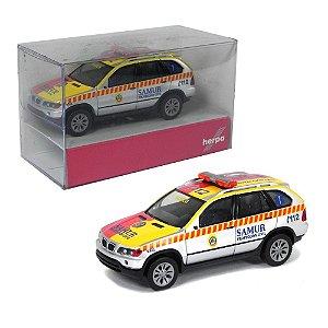 BMW X5 SAMUR 1/87 HERPA 046299