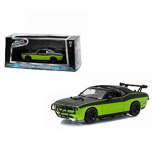 Dodge Challenger Srt8 Letty´S Velozes E Furiosos 7 1/43 Greenlight Hollywood 86230