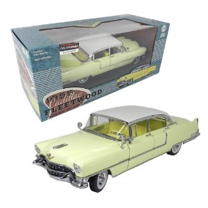1955 Cadillac Fleetwood Series 60 1/18 Greenlight 12937
