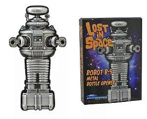 ABRIDOR DE GARRAFAS LOST IN SPACE ROBOT B-9 (BOTTLE OPENER) DIAM10434