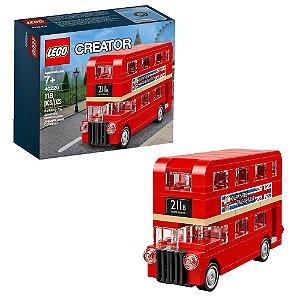 ÔNIBUS LONDON BUS LEGO CREATOR LEGO40220
