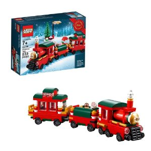 TREM CHRISTMAS TRAIN 2015 LEGO LEGO40138