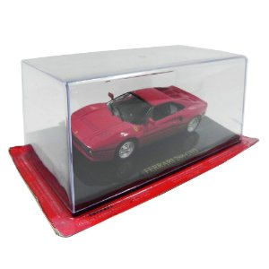 FERRARI 288 GTO FERRARI COLLECTION + FASCÍCULO 13 1/43 EAGLEMOSS