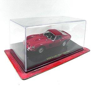1962 FERRARI 250 GTO FERRARI COLLECTION + FASCÍCULO 19 1/43 EAGLEMOSS
