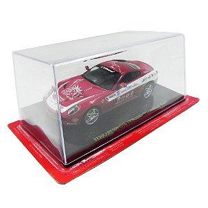FERRARI 599 GTB FIORANO PANAMERICAN 20,000 TOUR FERRARI COLLECTION + FASCÍCULO 68 1/43 EAGLEMOSS